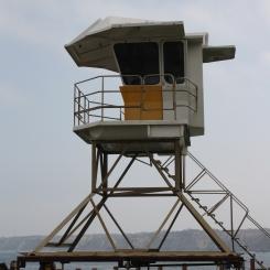 Caseta Socorrista en San Diego